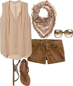 """""""Earthy Tones"""" by kristin-nicole-brown on Polyvore"""