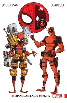 Spider-Man/Deadpool Vol. 0 : Don't Call It A Team-Up