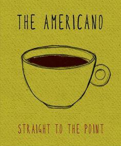 The perfect espresso drink.