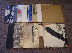 Complete Led Zeppelin Vinyl LP Collection 10 by VinylRecordBarn, $220.00