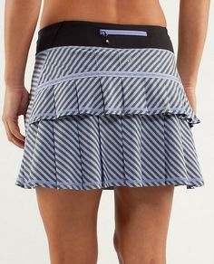 workout wear | lululemon Pace Setter Skirt