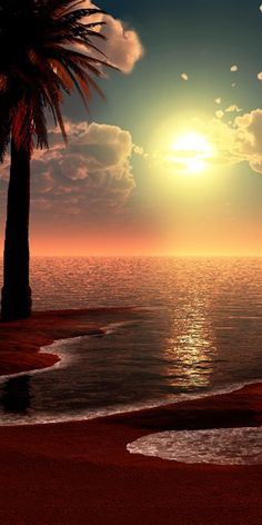 Sunset is the sunset in the afternoon. That time is beautiful scenery. We will present an article about sunset quotes love. Beach Pictures, Nature Pictures, Beautiful Pictures, Landscape Pictures, Beautiful Nature Wallpaper, Beautiful Landscapes, Beautiful Sunrise, Beautiful Beaches, Beach Wallpaper