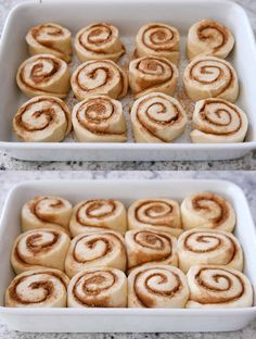 If you're looking for the the best small batch cinnamon rolls recipe, this is it! The recipe makes 12 of the fluffiest, most amazing cinnamon rolls ever! Cinnabon Cinnamon Rolls, Best Cinnamon Rolls, Cinnamon Roll Recipes, Homemade Cinnamon Rolls, Mini Cinnamon Buns, Overnight Cinnamon Rolls, Cinnamon Roll Cookies, Ground Cinnamon, Homemade Breads