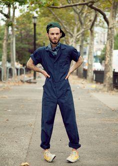 2 WAYS TO WEAR A JUMPSUIT http://www.thisfruitblogs.com/2013/09/2-ways-to-wear-jumpsuit.html
