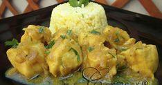 Piept de pui cu lapte de cocos Shrimp, Meat, Chicken, Food, Beef, Meal, Essen, Hoods, Meals