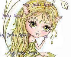 Digital Stamps Digi stamp Coloring pages Digital by JuliaSpiri