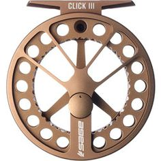 Sage Click Fly Reel. For more fly fishing and fly reels please follow and check out www.theflyreelguide.com Also check out the original pinners Fishwest site and support. Thanks #flyfishing