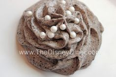 "The Disney Diner: Try ""The Grey Stuff"", It's Delicious! Here's the Recipe!!"