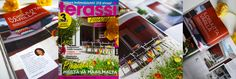 Presenting our work Magazine Terassi / Designed by Green Idea Helsinki, This Is Us, Broadway Shows, Presents, Magazine, Garden, Design, Gifts, Lawn And Garden