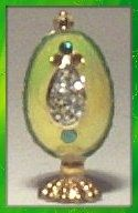 Faberge Egg - Butterfly Dreams Miniatures