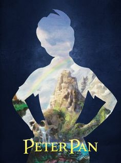 Peter Pan Fan Made poster by Miamsolo on DeviantArt