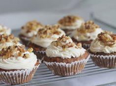 Vegan Carrot Cake Cupcakes   Natvia