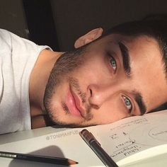 Image about boy in Toni mahfud by Camila Diaz Toni Mahfud, Beautiful Men Faces, Beautiful Boys, Gorgeous Men, Beautiful Images, Pale Boy, Poses For Men, Men Photography, Ludwig
