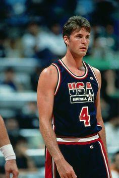 "Christian Laettner USA Basketball Team ""Dream Team"""