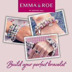 Shop Charms, Charm Bracelets and Fashion Jewellery Online Charm Bracelets, Beaded Bracelets, Charm Bead, Fashion Jewellery, Design Your Own, Charms, Beads, Shop