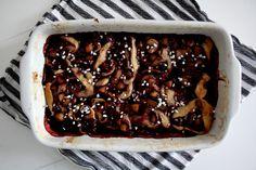 Pflaumen-Hefeschnecken * Baking Recipes, Treats, Desserts, Food, Germany, Bakken, Cooking Recipes, Sweet Like Candy, Tailgate Desserts