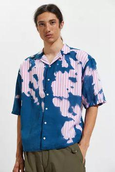 Look Fashion, Mens Fashion, Zara, Fashion Fabric, Street Wear, Summer Outfits, Creations, Short Sleeves, Men Casual