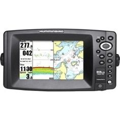 "humminbird 899ci hd si combo 7"" color temp/ speed 