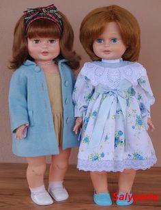 Muñeca Telvita Girls Dresses, Flower Girl Dresses, Wedding Dresses, Fashion, Blue Prints, Dresses Of Girls, Bride Dresses, Moda, Bridal Gowns