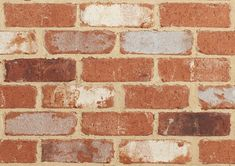 The Manhattan brick collection from PGH Bricks was inspired by the 'industiral chic' trend, bringing a commercial aesthetic to residential environments. My Builder, Brick Cladding, Aluminium Windows And Doors, Building Foundation, Brick Pavers, Red Bricks, Facade House, New Builds, Home Look