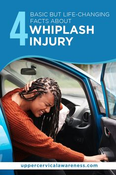 To help you start your recovery journey or provide better care for an injured loved one, we've gathered four surprising facts about whiplash injury.