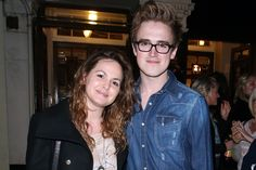 McBusted's Tom Fletcher's wife Giovanna admits struggling to cope at times with their new baby