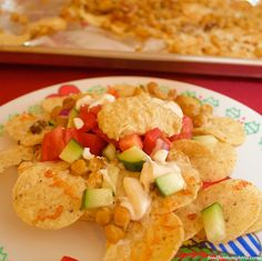 Israeli Nachos Nachos, Food For Thought, Appetizers, Yummy Food, Dinner, Eat, Ethnic Recipes, Dining, Delicious Food
