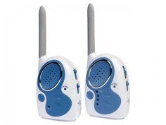 Babá Eletrônica - Dican Azul