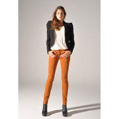 Toffee Slim - Cimarron    http://lecoindesmodeuses.com/pantalons-leggings/245-pantalon-cimarron.html