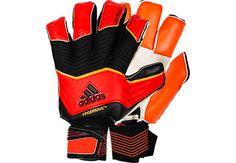 adidas Predator Zones Fingersave Allround Goalkeeper Gloves - Solar Red