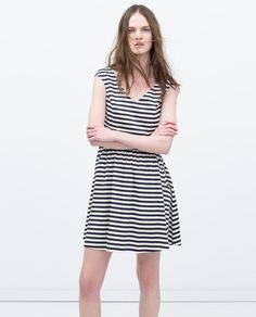 DRESS WITH POCKETS-View all-Dresses-WOMAN | ZARA United States