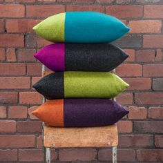 Occhi Colourful cushions