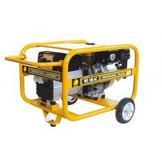 Motosoldadora generador Benza WG 180 AC La Motosoldadora-generador Benza WG 180 AC está fabricado con motor Subaru EX 27 9 HP - Cilindrada = 265 cc  - Arranque = Manual - Depósito combustible 6,1 Ltrs.