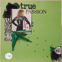 A Project by iluvfrogs from our Scrapbooking Gallery originally submitted 01/20/12 at 10:00 AM