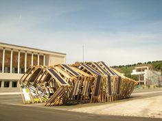 Smart Pavilion, Naples, Sixth World Urban Forum | Silvia Piccione | Archinect