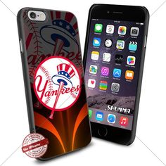 "MLB,New York Yankees,iPhone 6 4.7"" & iPhone 6s Case Cover...…"