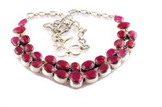 Beautiful 925 Sterling Silver handmade Ruby Necklace for woman, Jewelry We deals in all types of jewelry like #Children's Jewelry,#Engagement & Wedding,#Ethnic, Regional & Tribal,#Fashion Jewelry,#Fine Jewelry,#Handcrafted, Artisan Jewelry,#Jewelry Design & Repair,#Men's Jewelry,#Vintage & Antique Jewelry,#Wholesale Lots so please ask us if you have any enquiry