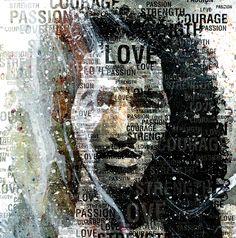 Self Portrait Collage Banner - Sketchbook - Shem Rajoon