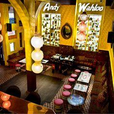 Andy Wahloo Cocktail Bar - Paris
