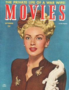 Lana Turner - Movies, Sept.