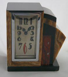 ART DECO clock