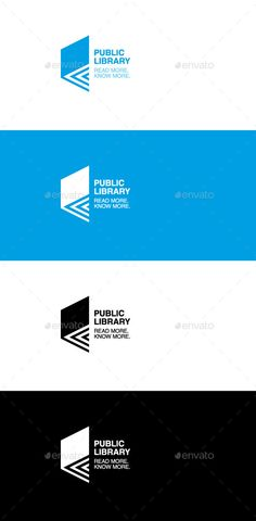 Book Logo — Vector EPS #symbol #publishing • Available here → https://graphicriver.net/item/book-logo/4826597?ref=pxcr