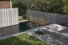 bedmar shi architects / amrita shergil marg residence, delhi
