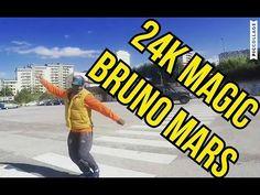 Bruno Mars - 24K Magic Zumba choreography by Kelly Roberts