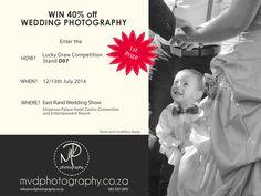 Gauteng Wedding Photographer exhibits East Rand Wedding Show