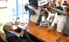 Political Parties Condemn Shiv Sena's Protest Against BCCI in Mumbai