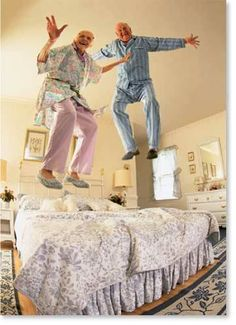 """old people having fun - """"Old age is no place for sissies. Grow Old With Me, Growing Old Together, Old Couples, Happy Couples, Never Too Old, Old Folks, The Golden Years, Old Age, Young At Heart"""