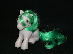 My Little Pony Vintage G1 Seashell (Earth Ponies) [1a] #Hasbro