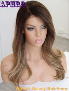 free shipping, $239.7/piece:buy wholesale  premium brown to blonde ombre human hair silk top wigs glueless brazilian hair full lace wigs 130% density natural hair lace front wigs swiss lace,brazilian hair,medium on aphrohumanhair's Store from DHgate.com, get worldwide delivery and buyer protection service.