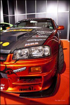 Nissan Skyline     Nissan Skyline photos - http://divinumphoto.com